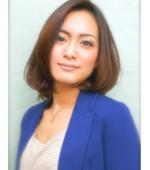 大人ボブ ワンレンボブ 武蔵新城美容院エゴおすすめヘアカットスタイル
