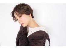 武蔵新城ショートボブ、ボブカットボリュームカットうまいおすすめ評判の美容師刈り上げツーブロックカットメンズハンサムショート
