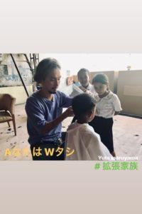 カンボジア美容師ボランティアカット、海外美容