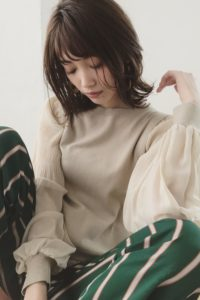 武蔵新城美容院美容室カットアレンジヘアセットおすすめ美容師うまい口コミ